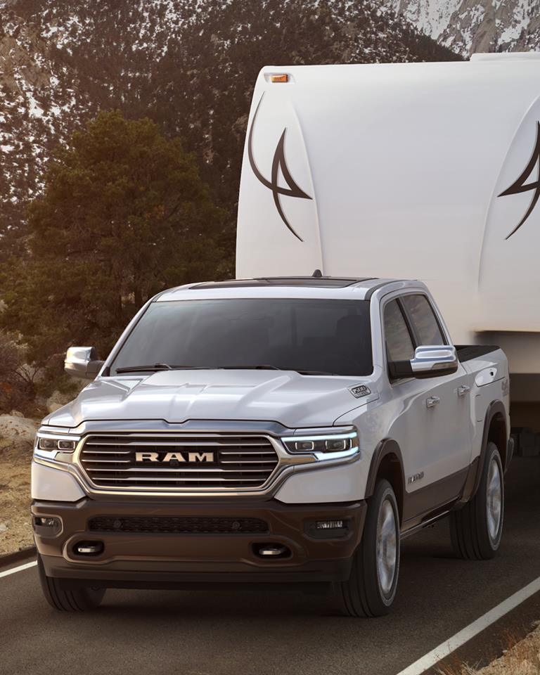 The all-new 2019 Ram 1500 Laramie Longhorn is a no-compromise luxury truck-gallery