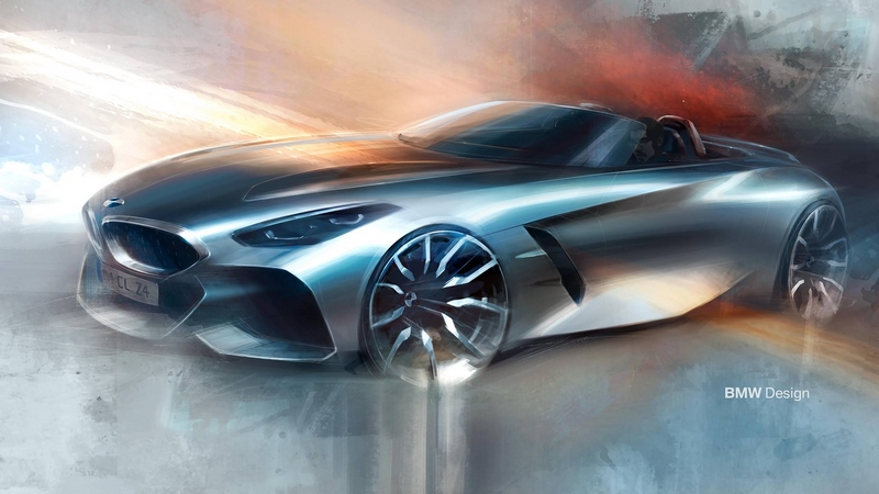 The all-new BMW Z4 First Edition is coming soon -