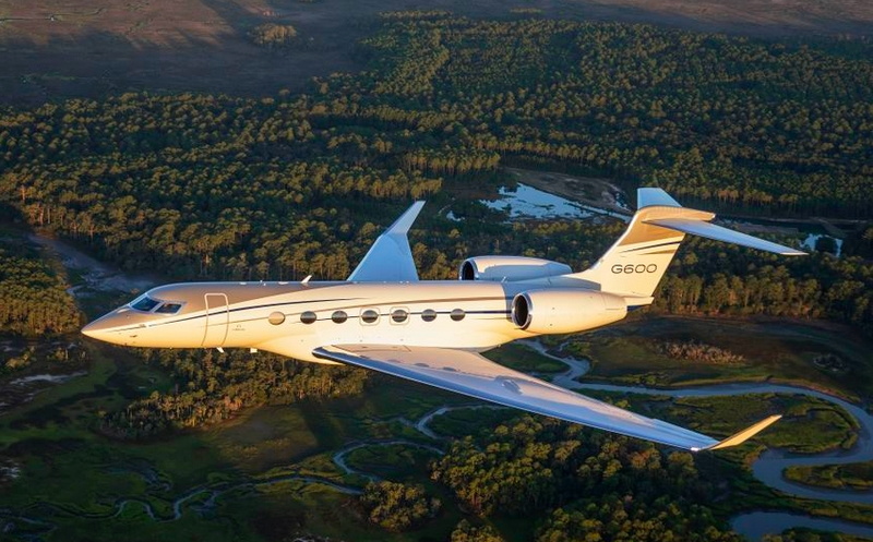 The award-winning G600 just made its Paris Airshow debut - 02