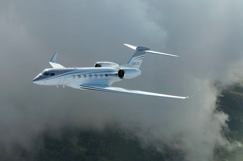 The award-winning G600 just made its Paris Airshow debut