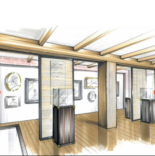 The dedicated room will present 27 timepieces on loan from the Patek Philippe Museum in Geneva, John F. Kennedy Presidential Library and Museum, and private collections