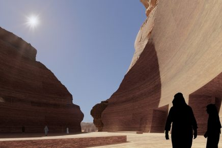 The Sharaan by Jean Nouvel Resort: The new designs draw on Arabia's first UNESCO World Heritage Site