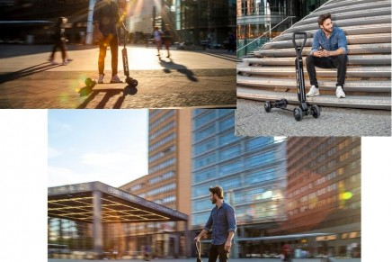 Audi is responding to the urban trend towards multi-modal mobility