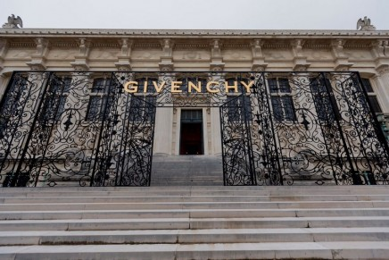Exclusive Premiere: Givenchy Unveiled Clare Waight Keller's Collections in three flagships