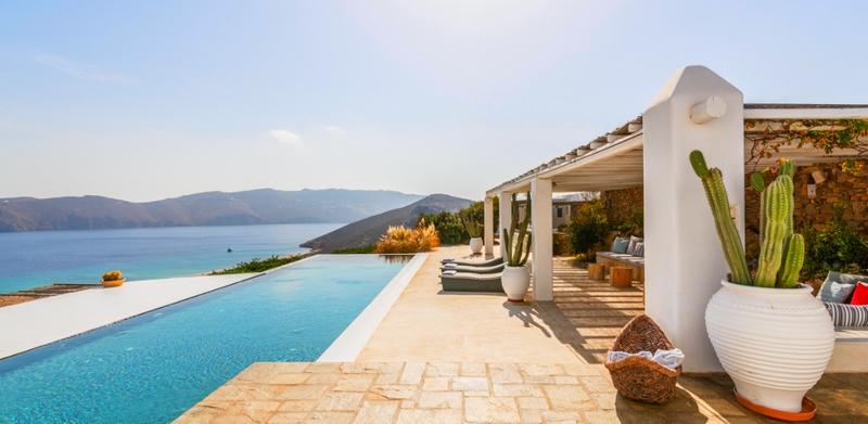 The extraordinary Mykonos villas by Clubzak - PANORMOS RETREAT