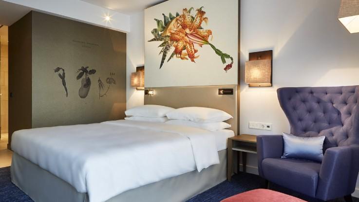 The first Hyatt Regency hotel opens in The Netherlands-