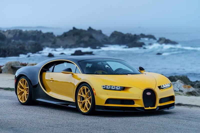 The first US Chiron is a real eyecatcher