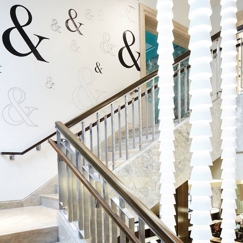 The highly anticipated renovation of the fourth floor at Fifth Avenue flagship store houses Tiffany's new luxury Home & Accessories