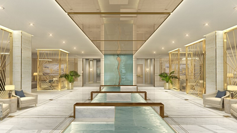 The hotel-branded luxury residences - Penthouse Collection by Mandarin Oriental -
