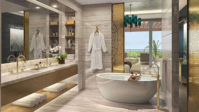 The hotel-branded residences - Penthouse Collection by Mandarin Oriental-2019-bathrooms