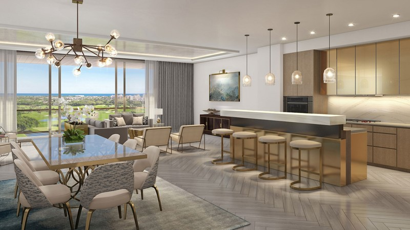 The hotel-branded residences - Penthouse Collection by Mandarin Oriental