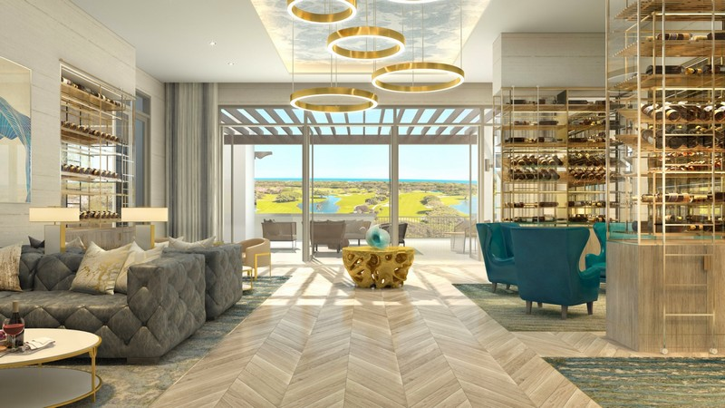 The hotel-branded residences - Penthouse Collection by Mandarin Oriental2019