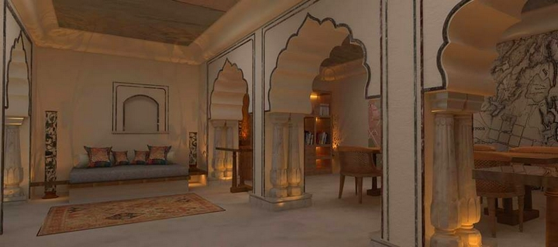 The long-awaited Alila Fort Bishangarh opens this month-