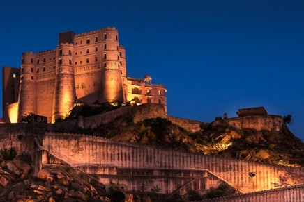Alila Fort Bishangarh – the only warrior fort converted into a luxury resort