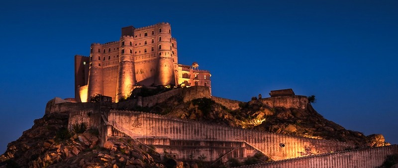 The long-awaited Alila Fort Bishangarh opens this month