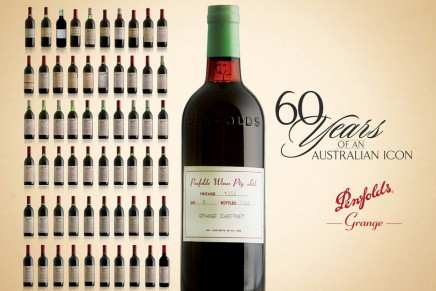 The most complete and unique Grange Wine set in the world features every vintage from 1951 to 2010