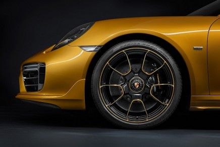 The new 2018 911 Turbo S Exclusive Series Coupe from Porsche is the most powerful 911 Turbo S ever