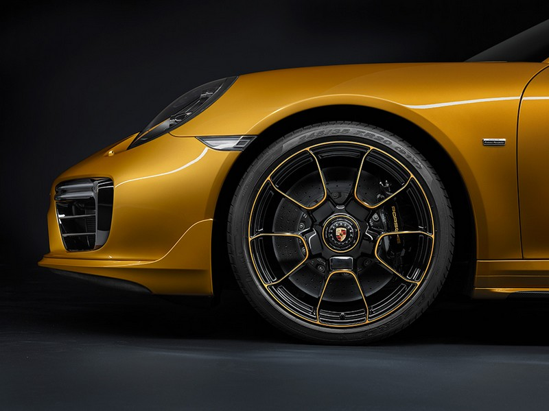 The new 911 Turbos Exclusive Series-