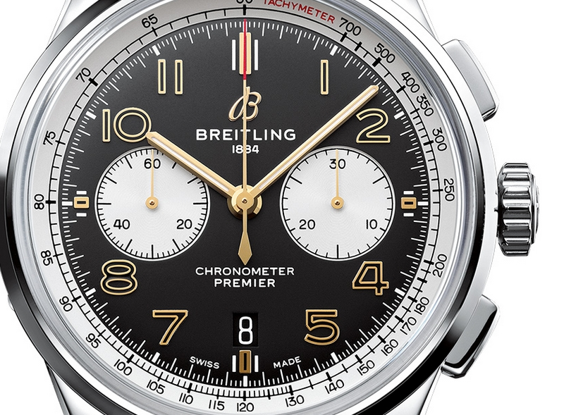 The new Breitling Premier Norton Edition is offering motorcycle fans the opportunity to express their individuality-2019 details