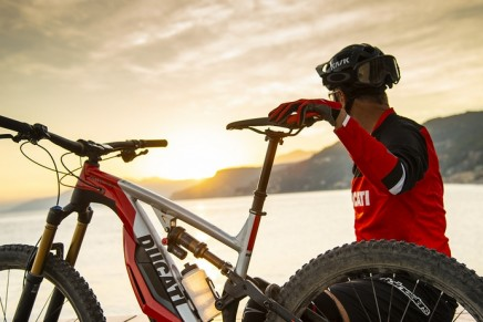The new Ducati MIG-RR Ebike – a true high-end e-mtb with the spirit of enduro