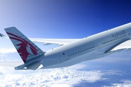 Giorgio Armani kits for Qatar Airways to meet both in-flight and post-flight needs