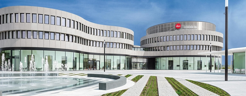 The new Leica Camera AG headquarters complex at the Leitz Park in Wetzlar is another milestone in the history of the company