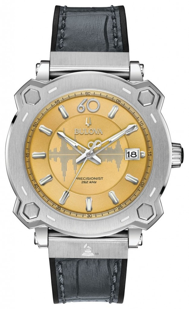 The new Limited Edition 60th Anniversary GRAMMY timepiece-