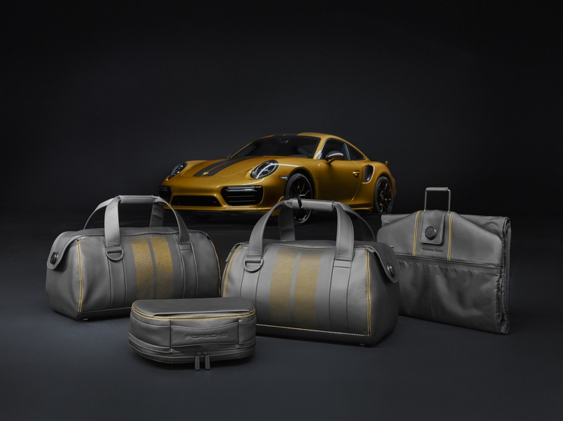 The new Porsche 911 Turbos Exclusive Series - luxury accessories-