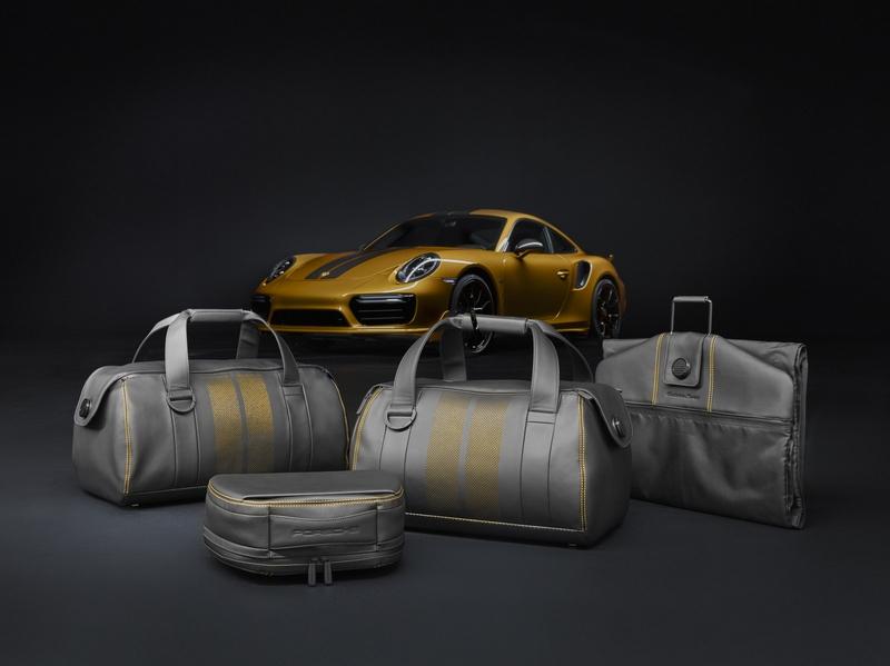 The new Porsche 911 Turbos Exclusive Series - luxury accessories-