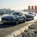The new Porsche Cayenne2017-02