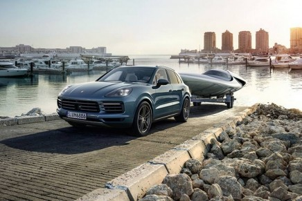 The new Porsche Cayenne: It has been tangibly improved in all respects