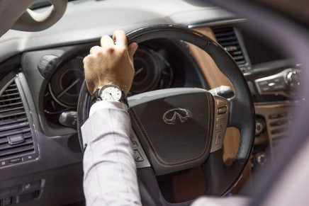 2018 QX80 World Premiere: A powerful Full-Size SUV to Travel Everywhere in Luxury