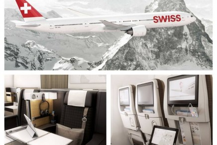 See what airline is offering a host of industry firsts, including individual suites for each traveler