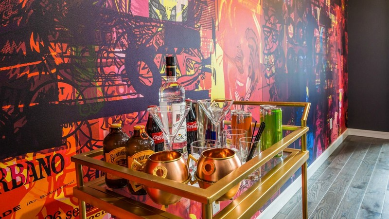 The new W Sound Suite at W Seattle 2017-bar photos-