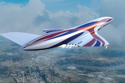 The new hypersonic Sabre engine could dramatically reduce intercontinental flight times