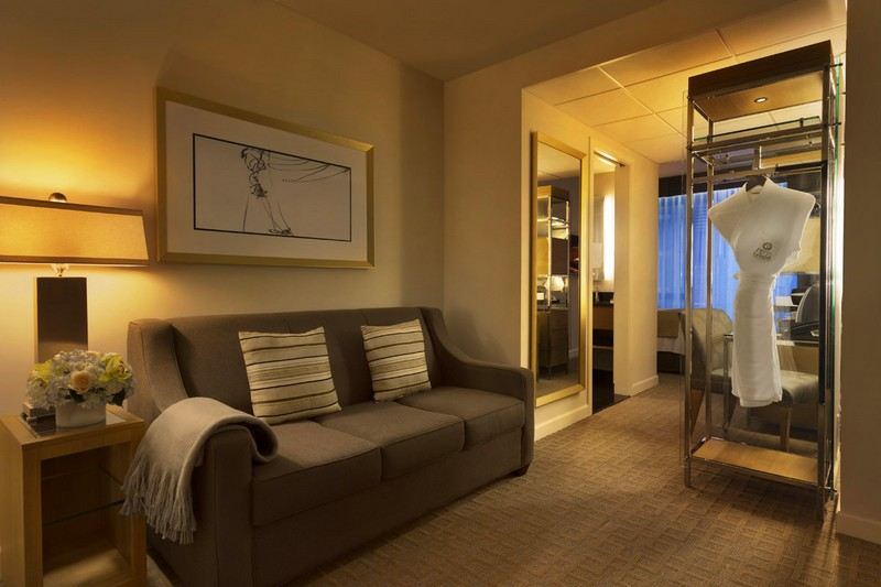 The newly opened Executive Hotel Le Soleil New York recognized as one of the finest hotels in New York-