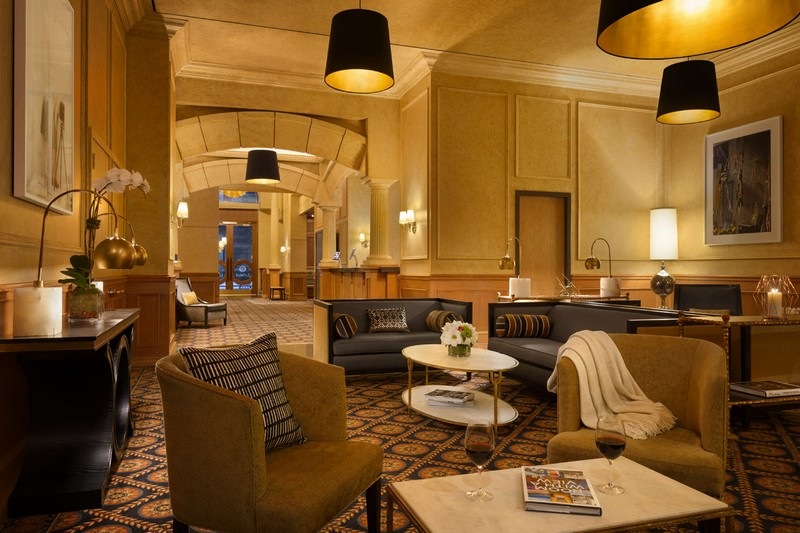The newly opened Executive Hotel Le Soleil New York recognized as one of the finest hotels in New York
