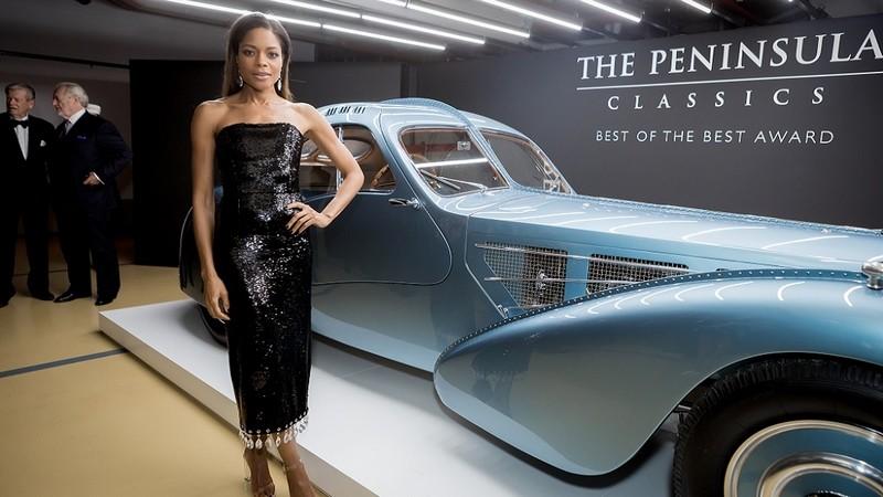 The rare and beautiful 1936 Bugatti Type 57SC Atlantic won The Peninsula Classics Best of the Best Award 2018