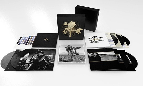 The super deluxe collector's edition - U2 The Joshua Tree at 30 Years---