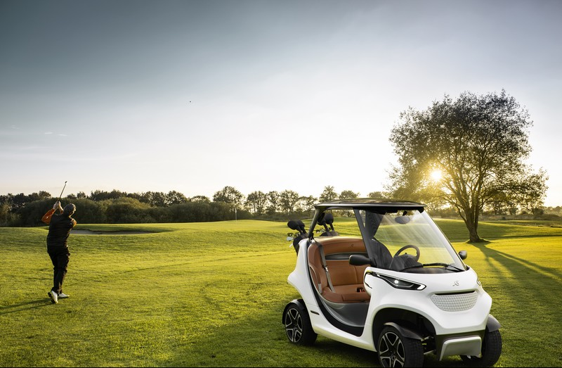 The ultimate Golf Car, limited edition