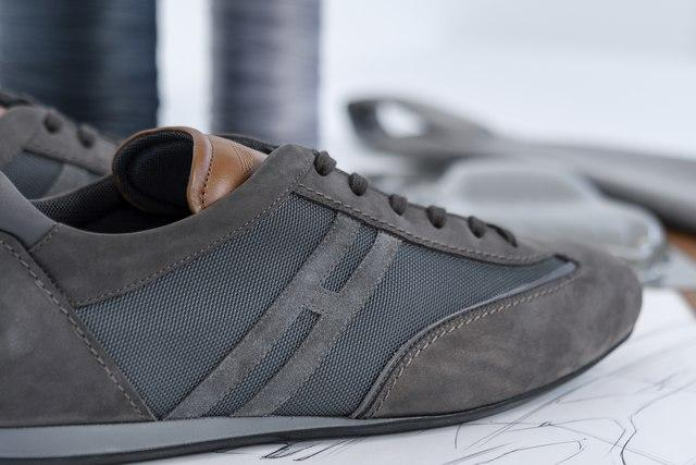 The ultimate Luxury Sneaker Created by Aston Martin and Hogan