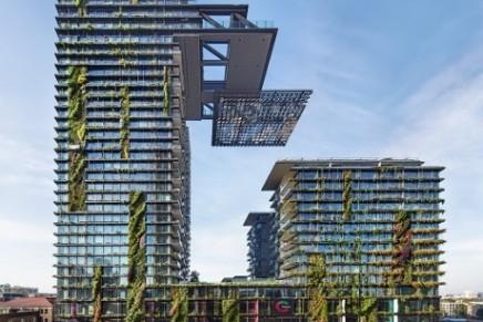 Sydney's One Central Park wins world's best tall building award