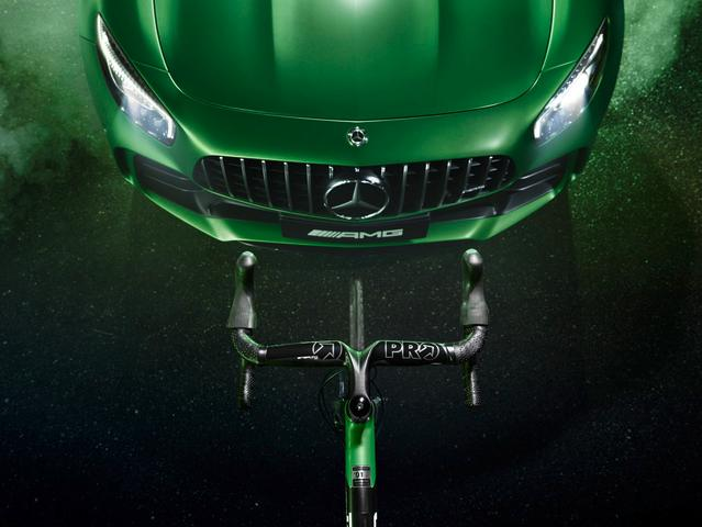 TheROTWILD R.S2 LIMITED EDITION Beast of the Green Hell - AMG collaboration