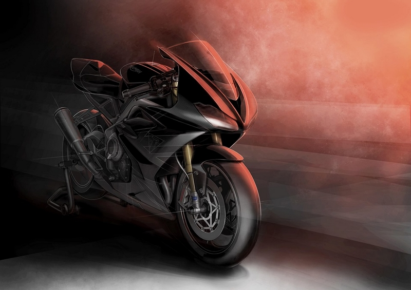 There's a new Daytona It's the highest spec ever, and it's the closest you can get to a genuine Moto2 factory ride for the