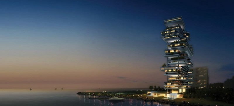 This new Dorchester One Palm hotel is so much more than providing another luxury development in Dubai
