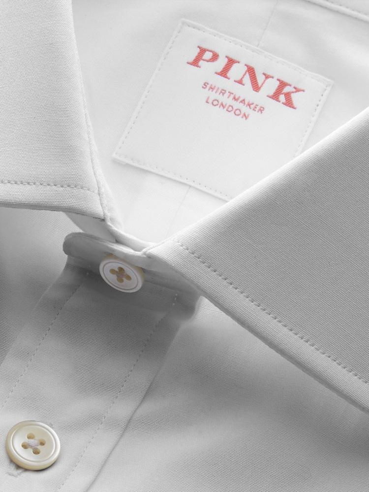 Thomas Pink is adopting a new name – Pink Shirtmaker London