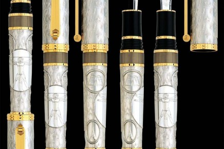Brimming with intrigue: The Da Vinci Code Limited Edition Pen