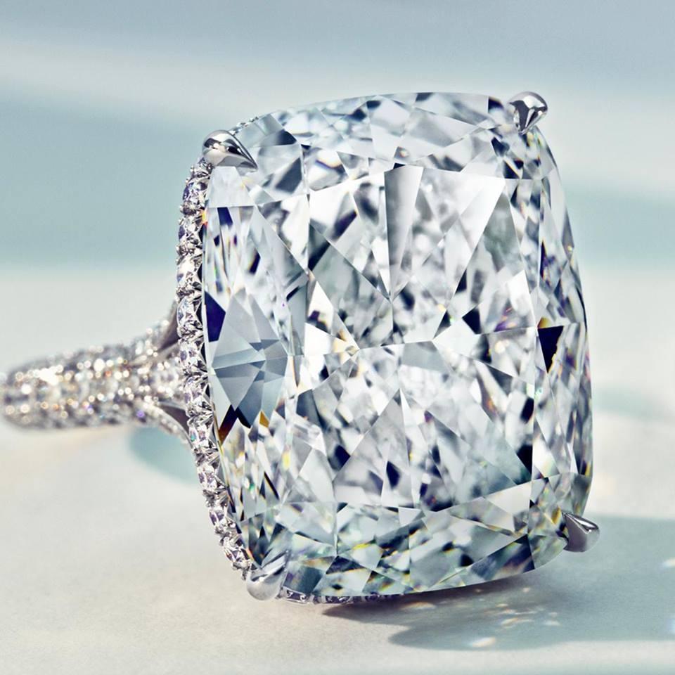 Tiffany's sustainably sourced diamonds