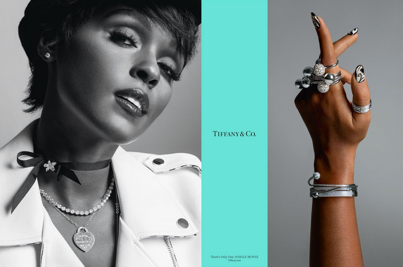 Tiffany & Co launched Fall Campaign 2017-2018