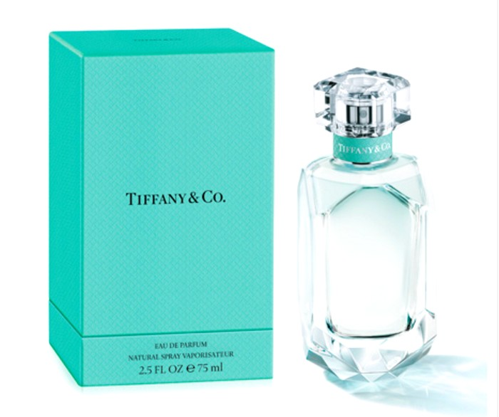Tiffany & Co launched its new fragrance, the first in its collaboration with Coty